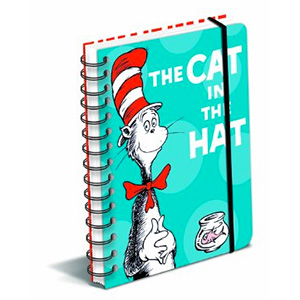Cat in the Hat Journal