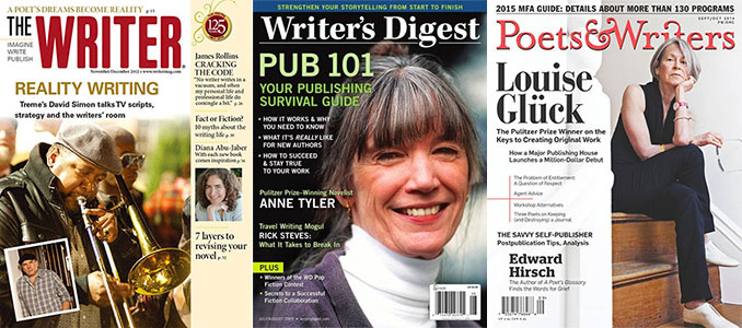 Writers Magazines - Christmas Gifts for Writers