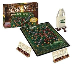 Scrabble Book Lovers Edition