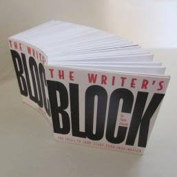 The Writer's Block Idea Book