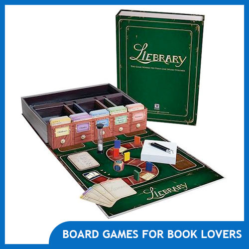 Board Games for Book Lovers