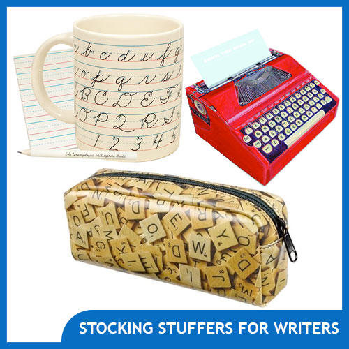 15 Stocking Stuffers for Writers Under $15