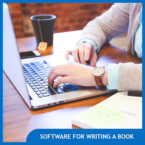 The Best Software for Writing a Book or Novel