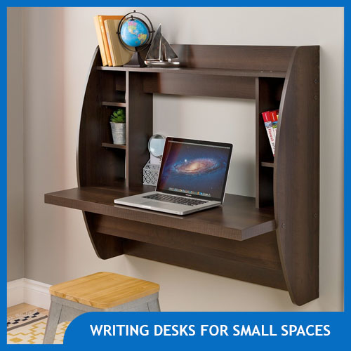 Best Writing Desks for Small Spaces and Bedrooms