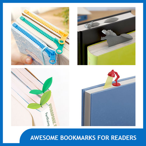 Awesome and Unique Bookmarks for Readers