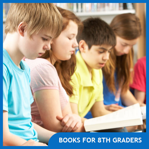 The Best Books for 8th Graders