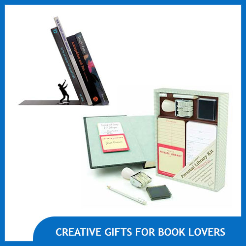 Creative Gifts for Book Lovers