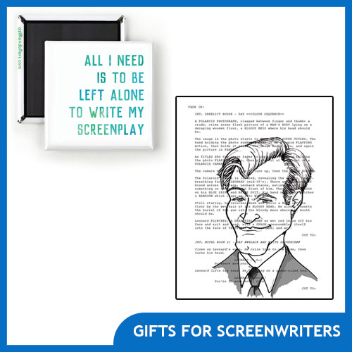 15 Practical & Fun Gifts for Screenwriters