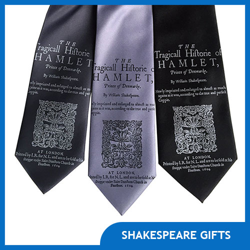 20 Best Gifts for Shakespeare Lovers