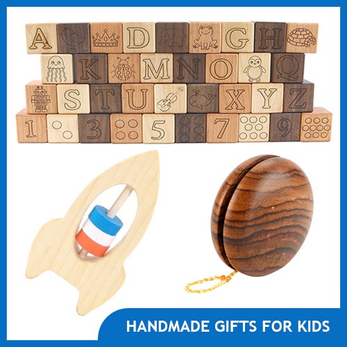Best Handmade Gifts for Kids and Babies