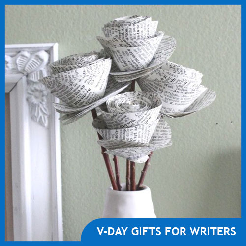 Valentine's Day Gifts for Writers
