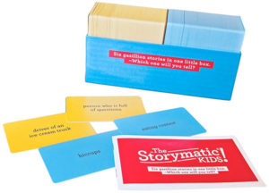 Storymatic Kids Game for Creativity in Young Writers