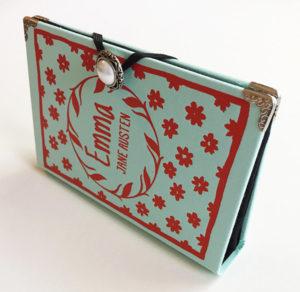Jane Austen Book Wallet