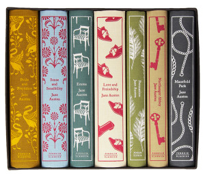 Jane Austen The Complete Works Boxed Set