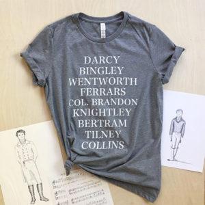 Jane's Men T-shirt