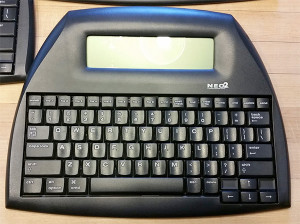 Alphasmart Neo Word Processor