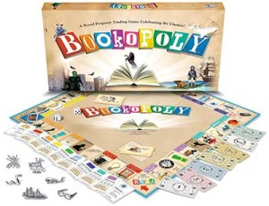 Bookopoly Board Game for Book Lovers