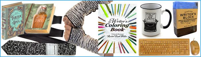 creative writing gifts