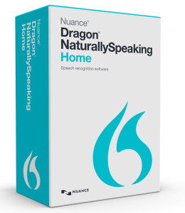 Dragon Dictate Software