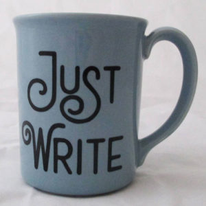 Just Write Mug