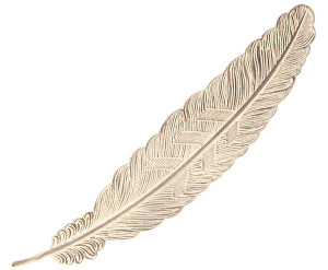 metal-feather-bookmark
