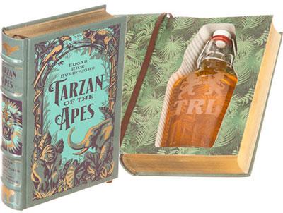 tarzan-hollow-book-flask