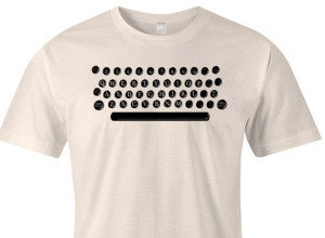 typewriter-keyboard-tshirt