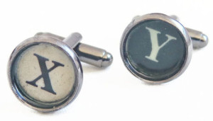 typewrter-key-cufflinks