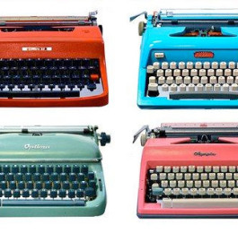 Vintage Typewriters Gifts