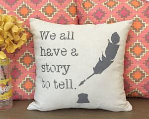 writer-throw-pillow