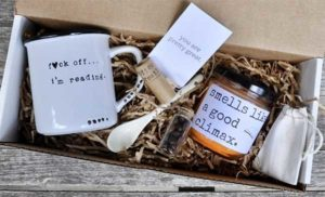 Book Lover Gift Box