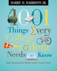 1001 Things Every College Student Needs to Know