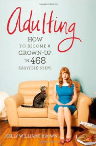 Adulting Book Gift for Graduates