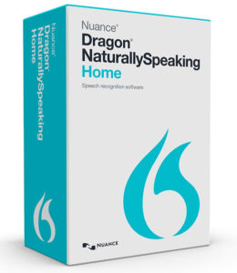 Dragon Naturally Speaking Dictation Software