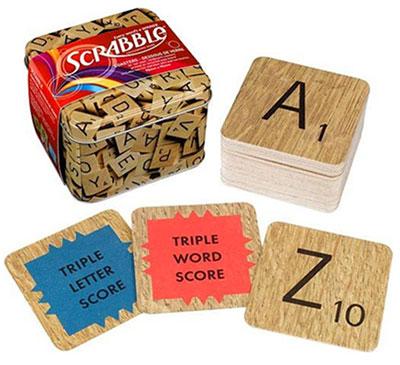 Scrabble Pub Coasters