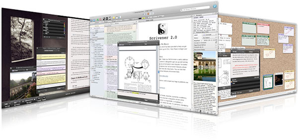 Scrivener Novel Writing Software for Writers