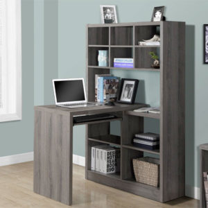 Corner Desks With Hutch For Writers And Home Offices Gift Ideas