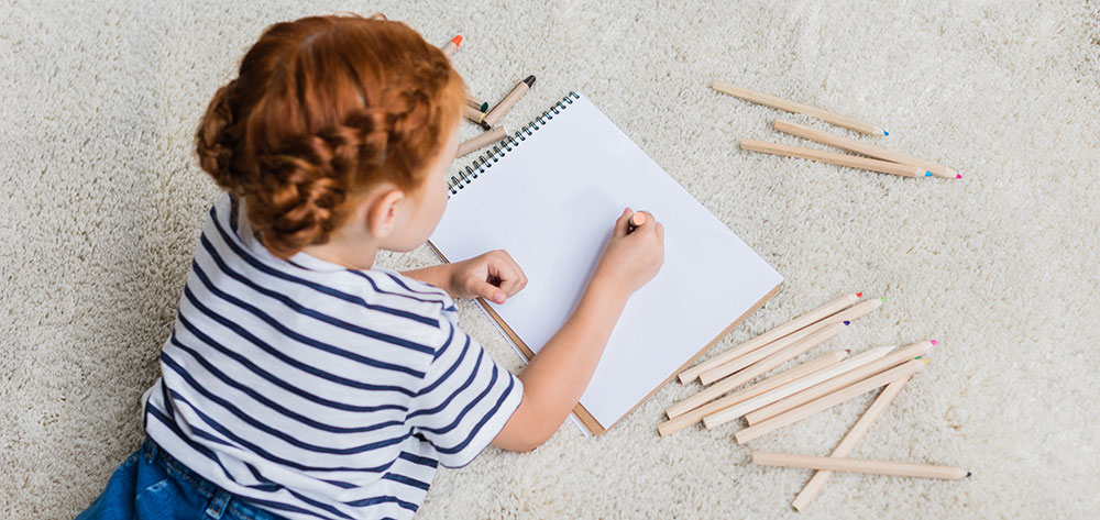 Art Gifts for Kids & Aspiring Young Artists