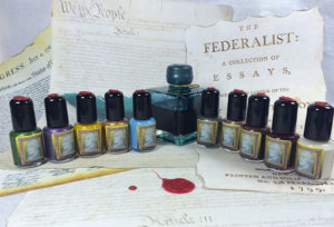 Hamilton Musical Nail Polish Gift Set