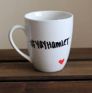 #yayhamlet Coffee Mug Gift