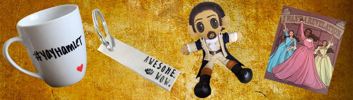 15 Must Have Gifts for Hamilton Fans