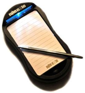 Dream Essentials Nite Note Nighttime Notepad
