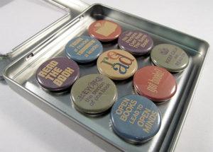 Book Lover Magnet Set