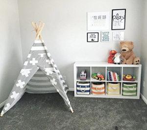 Children's Teepee Play Tent