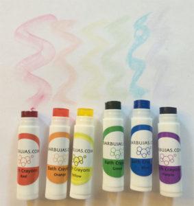 Toddler Bath Crayons