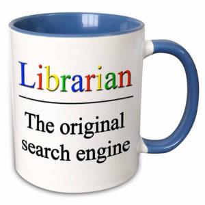 Librarian - The Original Search Engine Mug