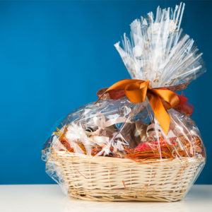DIY A Customized Writer's Gift Basket