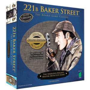 221B Baker Street Deluxe Edition Board Game