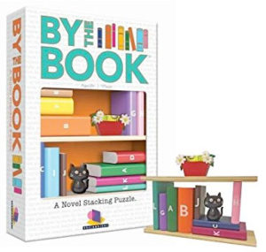 By The Book: Novel Stacking Puzzle