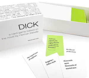 Dick: A Card Game Based on Moby Dick